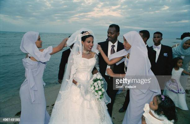 A wedding on the Red Sea coast of Eritrea 2004