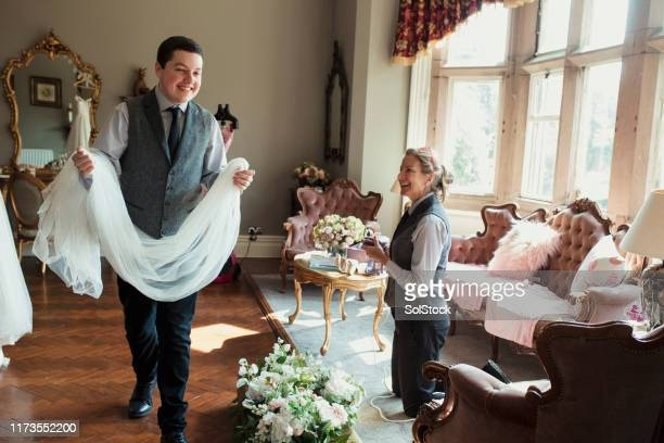 wedding preparations - wedding stock pictures, royalty-free photos & images