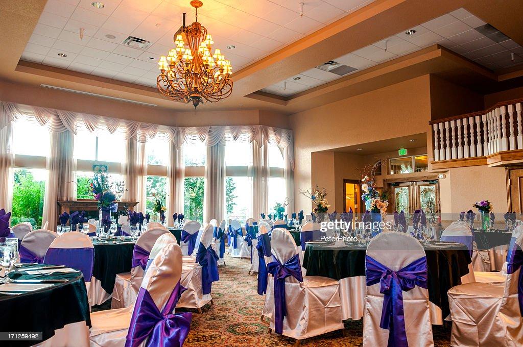 wedding reception : Stock Photo