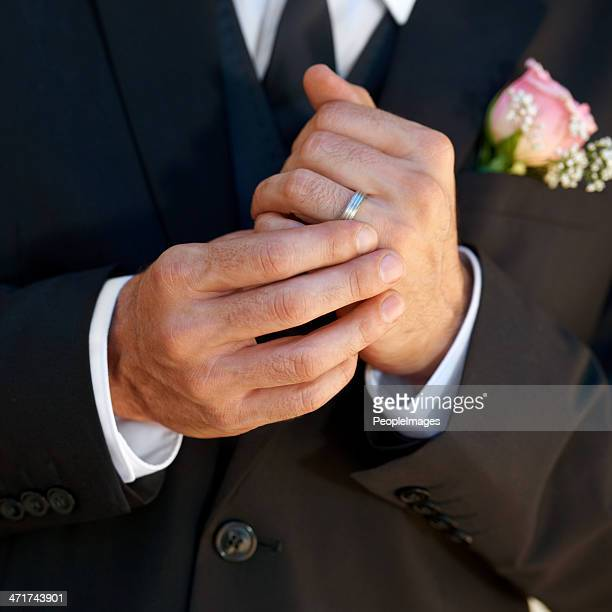 Wedding rings are forever