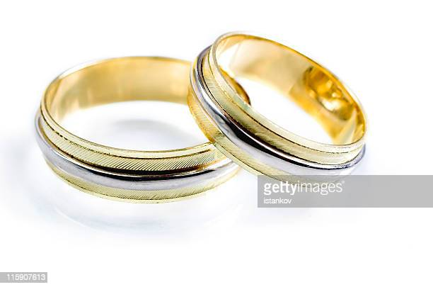 wedding rings - platinum stock pictures, royalty-free photos & images