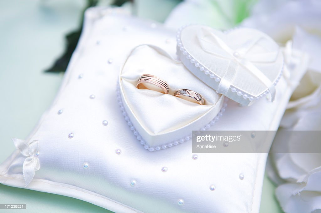 Wedding Rings : Stock Photo