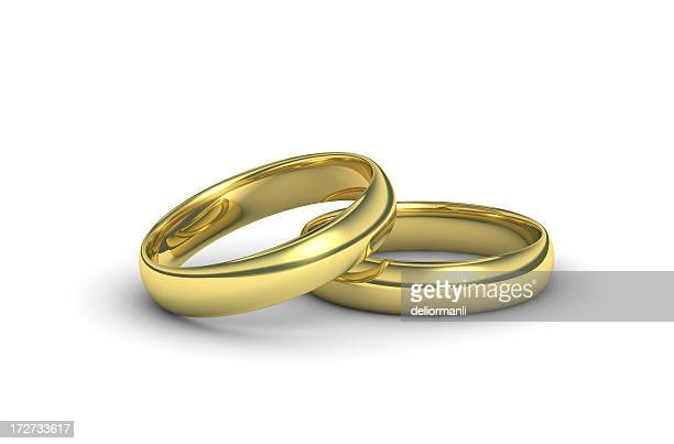 wedding rings - wedding ring stock pictures, royalty-free photos & images