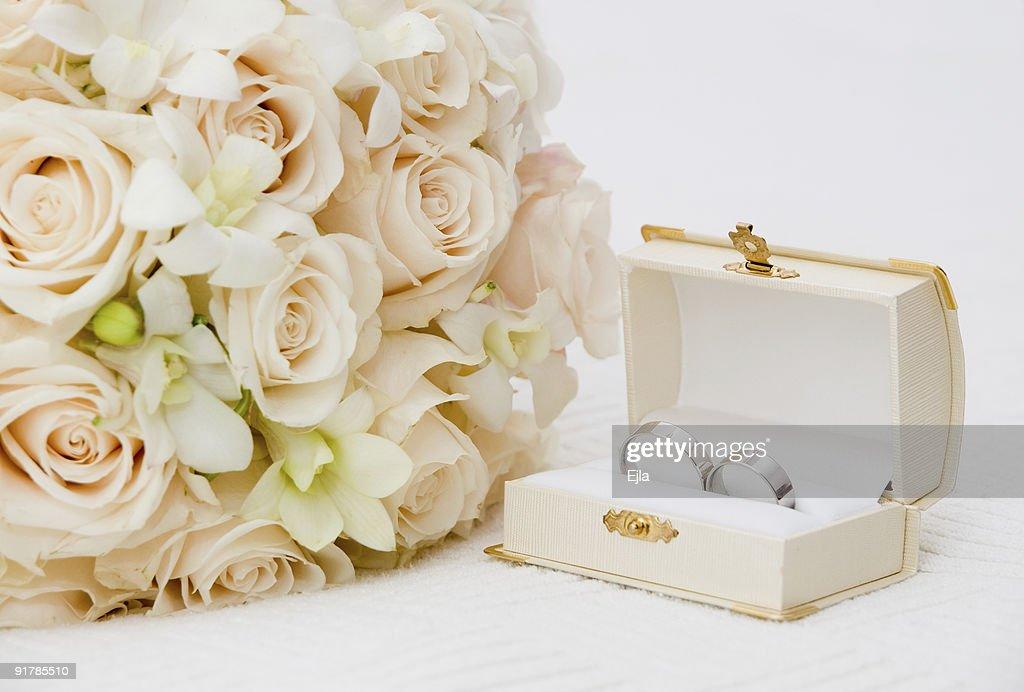 結婚リング : ストックフォト