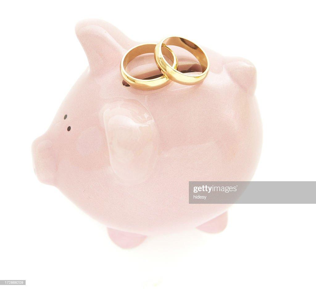 Wedding Savings Stock Photo Getty Images