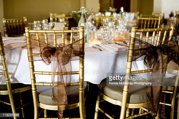 wedding tables - wedding decoration stock pictures, royalty-free photos & images
