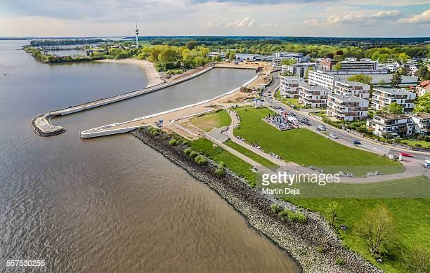 Wedel Aerial View