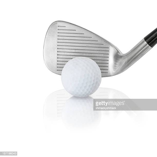 wedge and ball