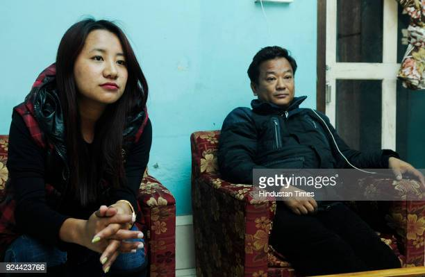 Wedie U Kronu a National People's Party candidate for the Dimapur III seat with her husband Roland Lotha outlines her agenda that will focus on youth...