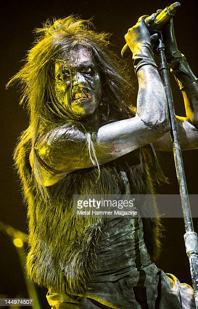 Wednesday 13 of Murderdolls performs live on stage at Ozzfest on September 18 2010