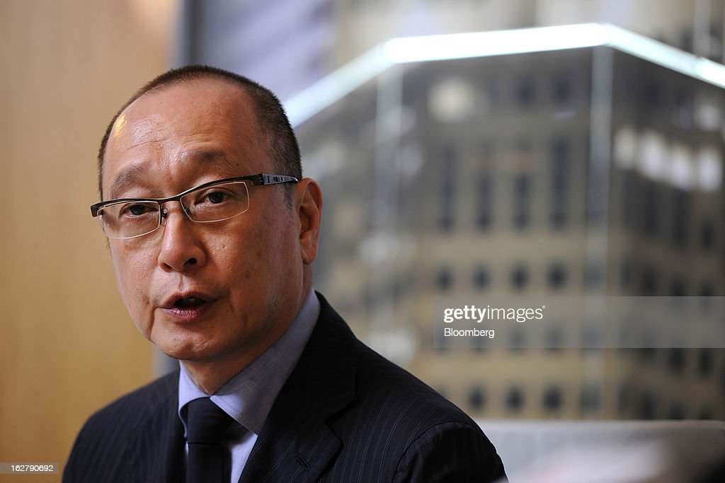 Wee Ee Cheong, chief executive officer of United Overseas Bank Ltd. (UOB), speaks at a news conference in Singapore, on Wednesday, Feb. 27, 2013. United Overseas Bank Ltd., Southeast Asia's third-largest lender by assets, said profit rose for a fourth straight quarter on higher income from wealth management and capital markets. Photographer: Munshi Ahmed/Bloomberg via Getty Images