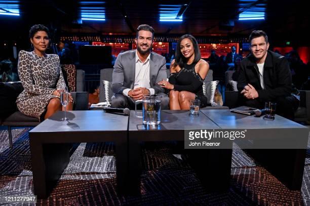 "Week 4"" - The six remaining couples - Natascha and Ryan, Julia and Sheridan, Bri and Chris, Rudi and Matt, Jamie and Trevor, and Savannah and Brandon..."