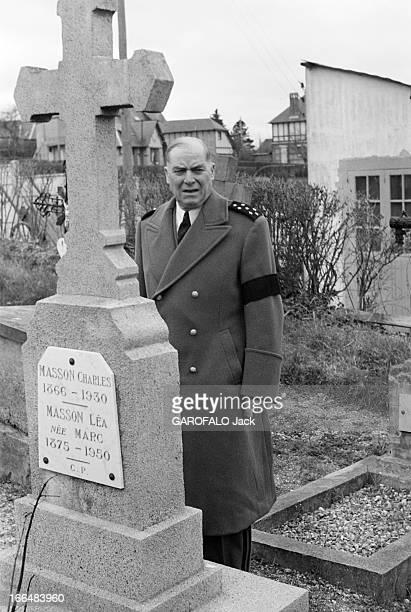 A Week With The France Marshal Alphonse Juin France Berneville avril 1954 le général Alphonse JUIN a été élevé à la dignité de maréchal de France en...