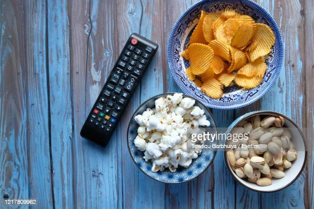 weekend at home, leisure lifestyle concept. - snack stock pictures, royalty-free photos & images