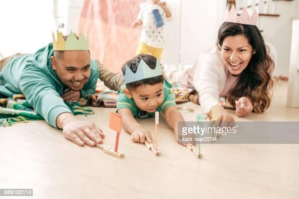 Weekend family activities