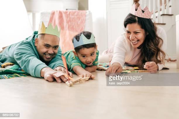 Familie weekend-activiteiten
