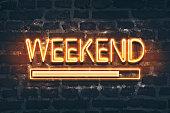 Weekend loading