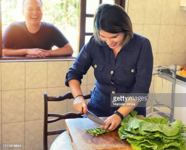 weekend lunch with family, a delicious feijoada with caipirinha. - feijoada imagens e fotografias de stock