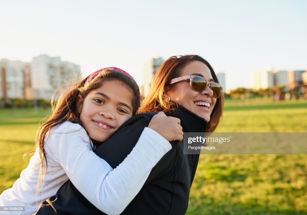Weekends are for days at the park : Stock Photo