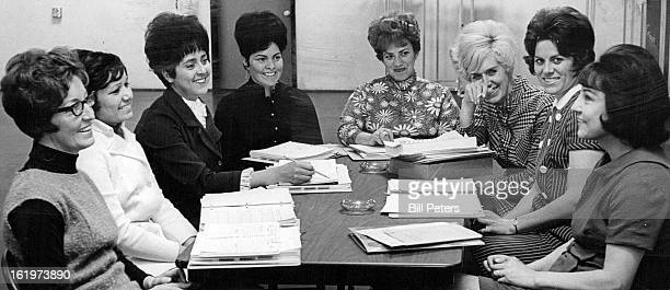 MAR 7 1969 MAR 17 1969 Weekly Training Sessions With Active discussions Prepare Program Assistants To Be Teachers In Areas Participants Want To Learn...