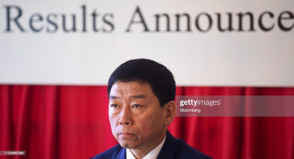 HKG: Great Wall Motor Co. Chairman Wei Jianjun Presents Annual Results