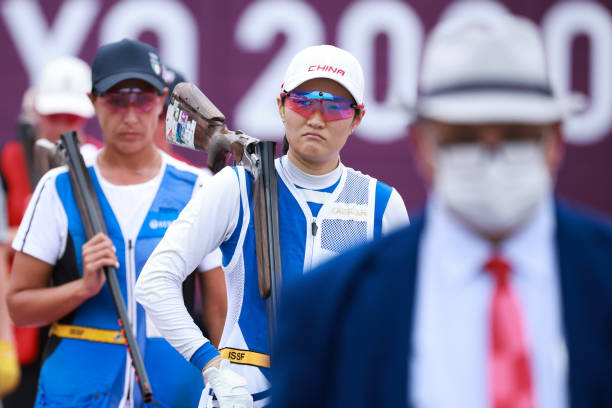 JPN: Shooting - Tokyo 2020 Olympics - Day 3