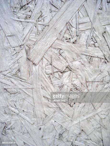 Weißer Hintergrund aus Holzfasern