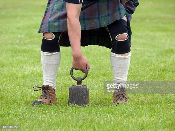 Weight over the bar - Highland Games