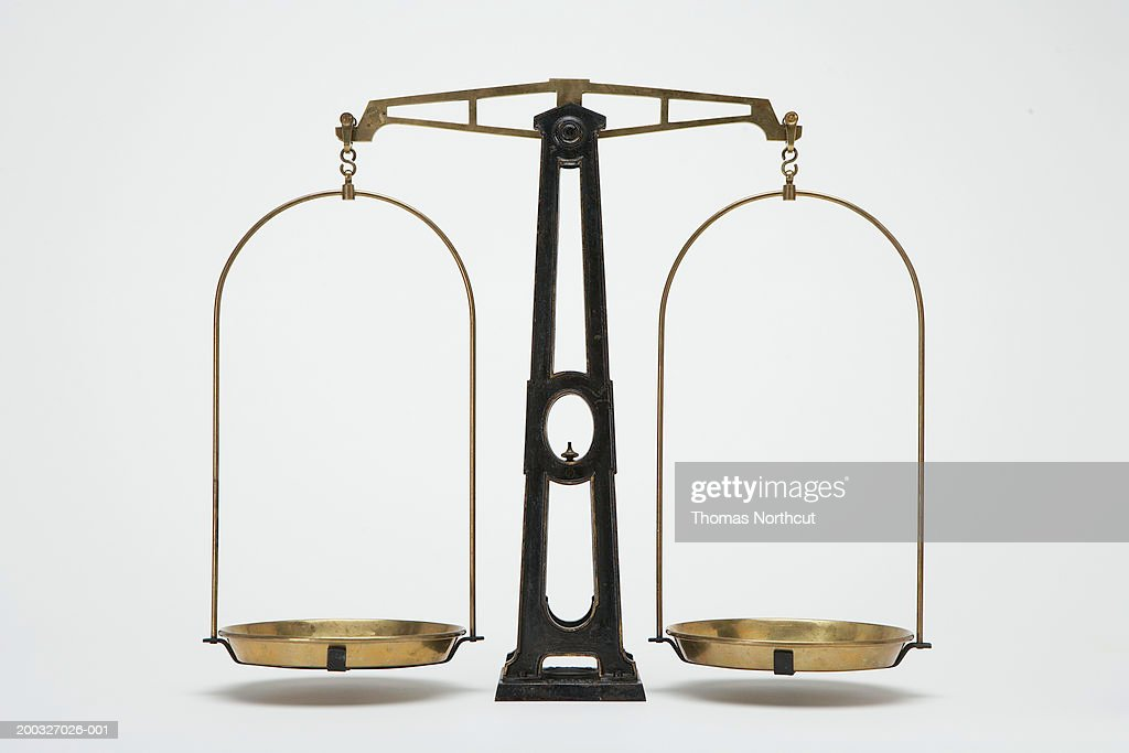Weight scale : Stock Photo