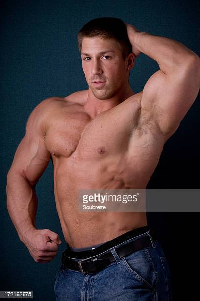 weightlifter - doorman stock photos and pictures