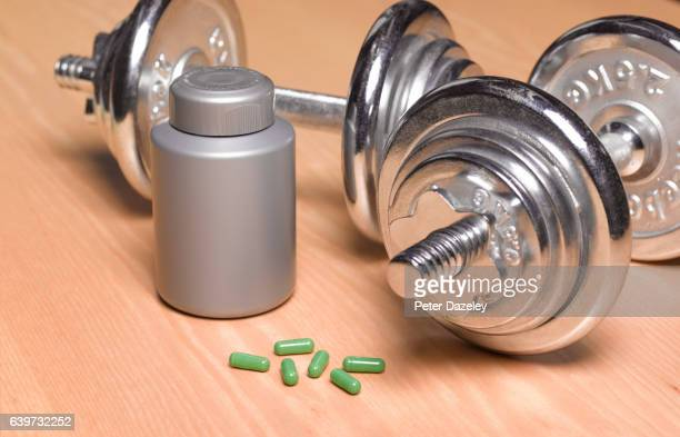 Weights and steroids