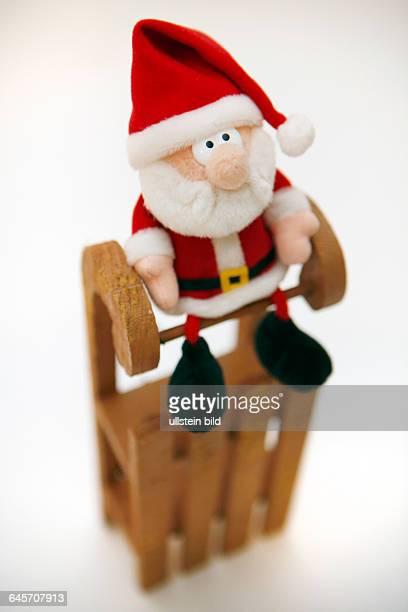 GER Weihnachten Schlitten