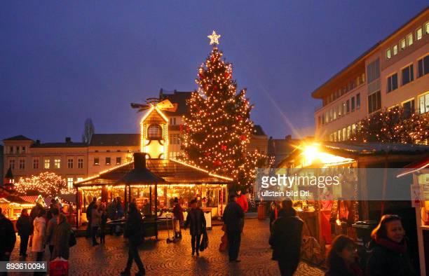 Weihnachtsmarkt Berlin Spandau AltstadtMarkt