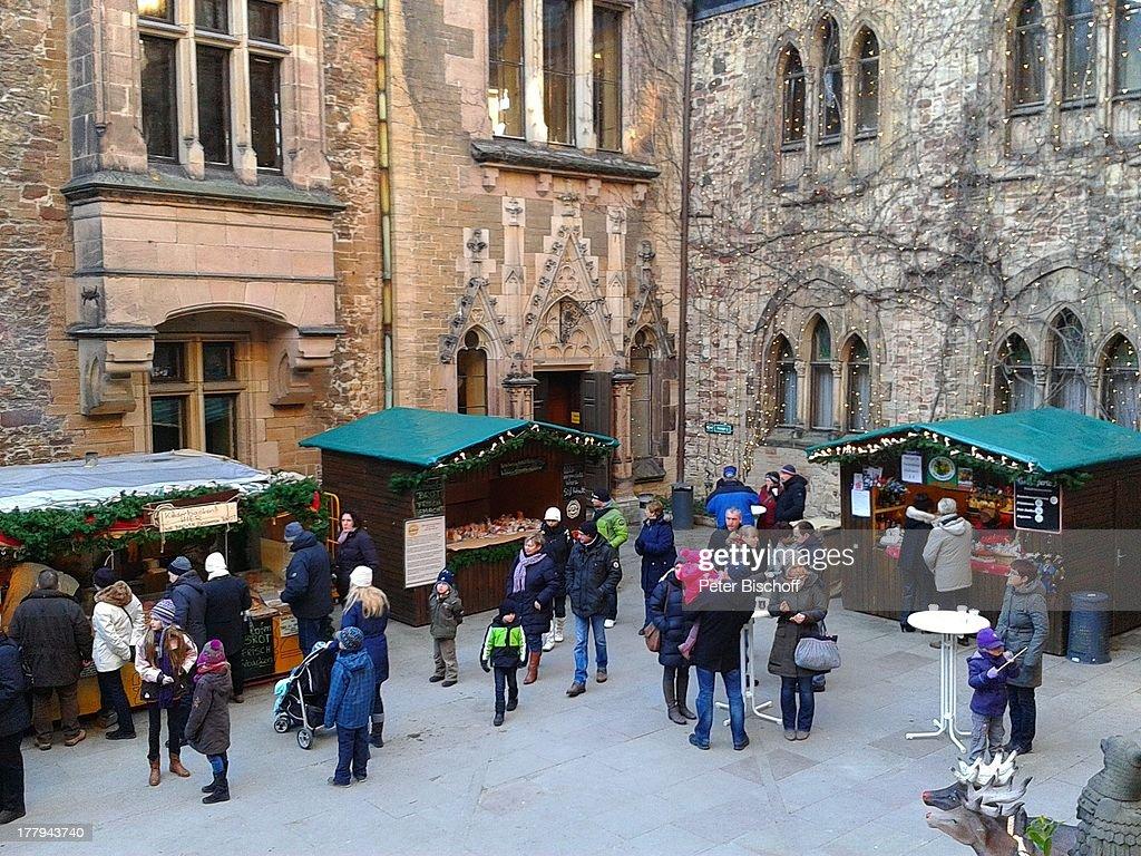 Wernigerode Weihnachtsmarkt.Weihnachtsmarkt Schloß Wernigerode Harz Sachsen Anhalt News