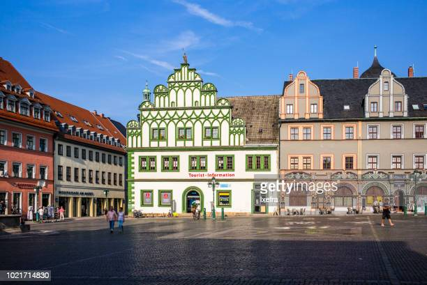 Weimar town square