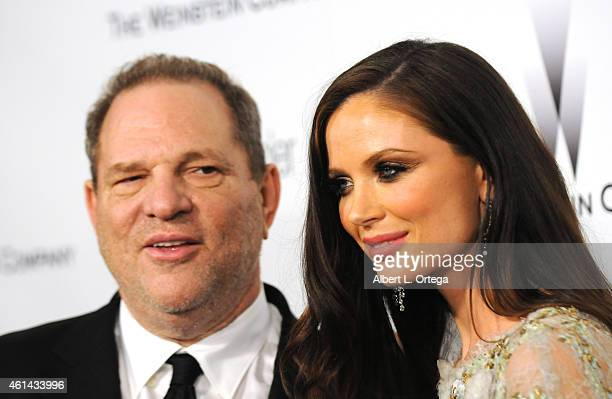 328 Harvey Weinstein And Wife Photos And Premium High Res Pictures Getty Images