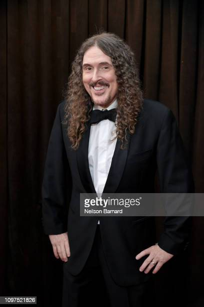 Weird Al Yankovic attends the 61st Annual GRAMMY Awards at Staples Center on February 10 2019 in Los Angeles California