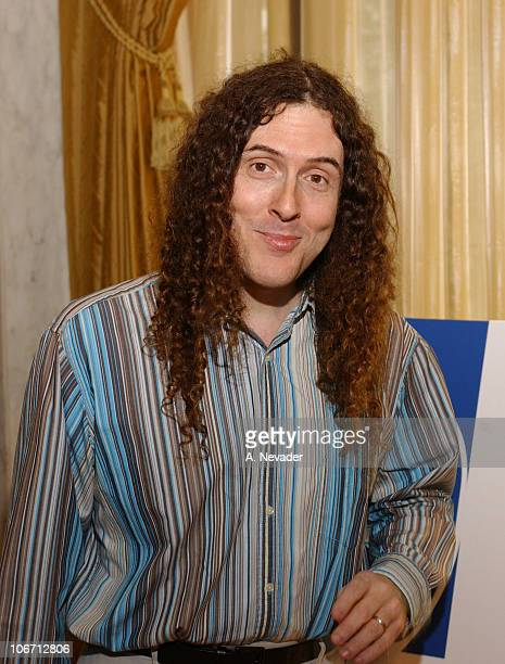 Weird Al Yankovic during 'Lullabies and Luxuries' Luncheon Benefiting Caring for Children and Families with AIDS at Regent Beverly Wilshire Hotel in...