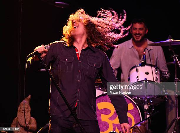 'Weird Al' Yankovic performs at The Best Fest Presents GEORGE FEST An Evening To Celebrate The Music Of George Harrison at The Fonda Theatre on...