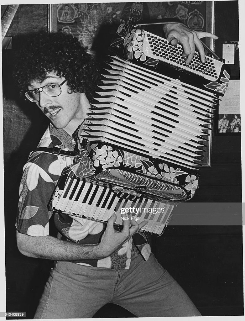 Weird Al\' Yankovic with Accordion Pictures | Getty Images