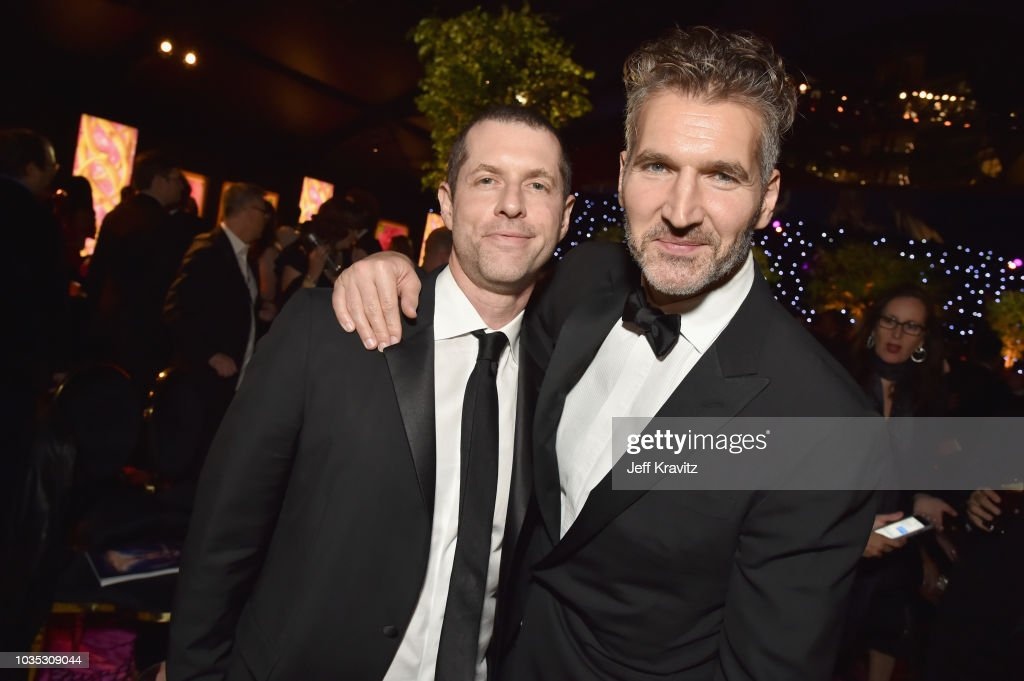 HBO's Official 2018 Emmy After Party - Inside : Nieuwsfoto's