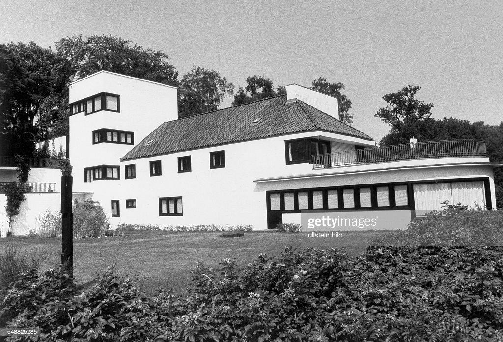 Villa Falkenstein landhaus michaelsen im sven simon park pictures getty images