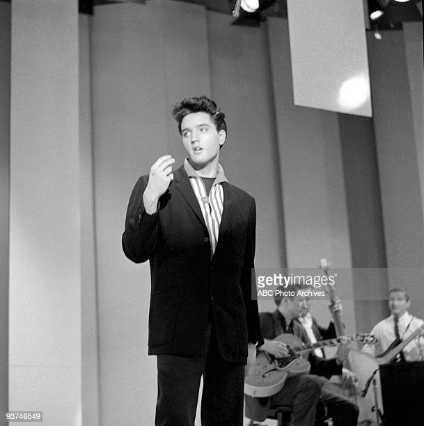 SHOW Welcome Home Elvis Season Two 5/12/60 Frank Sinatra welcomed special guest star Elvis Presley home from the army A highlight from the show...