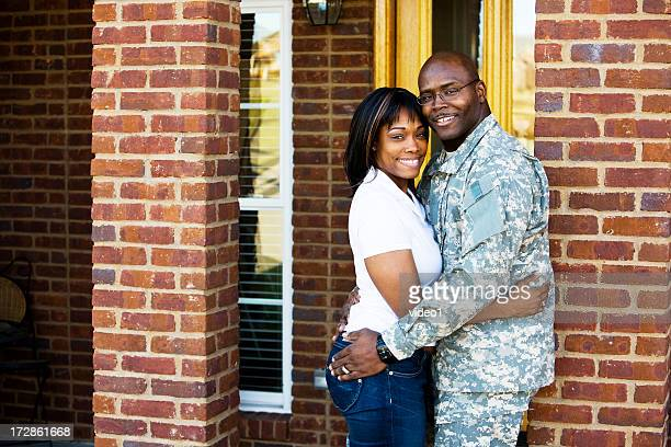welcome home - nigerian airforce stock photos and pictures