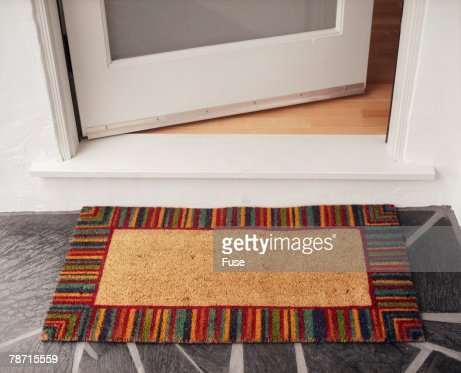 open door welcome mat. Keywords Open Door Welcome Mat E