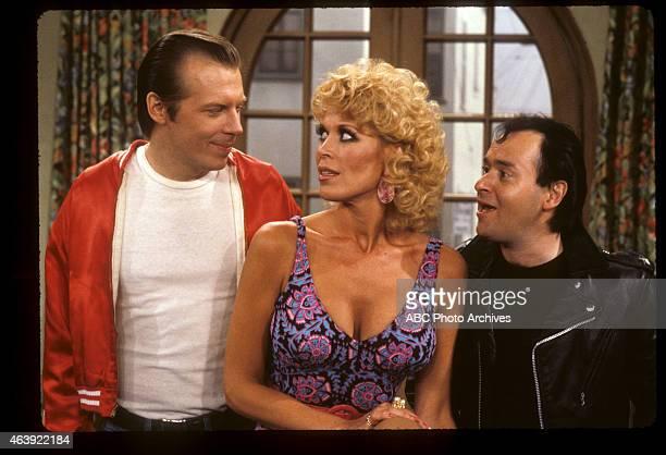 "Welcome to Burbank"" - Airdate: November 25, 1980. MICHAEL MCKEAN;LESLIE EASTERBROOK;DAVID L. LANDER"