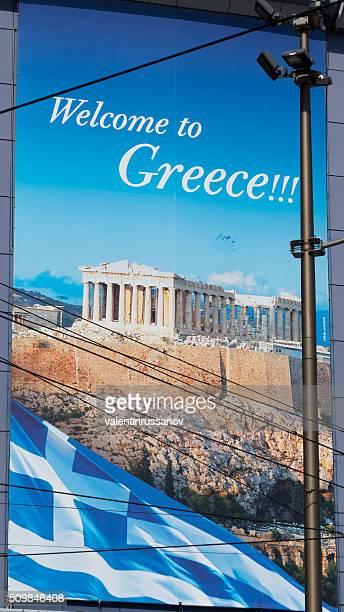 Benvenuto A Grecia di