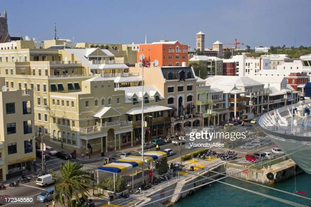Welcome to Hamilton Bermuda