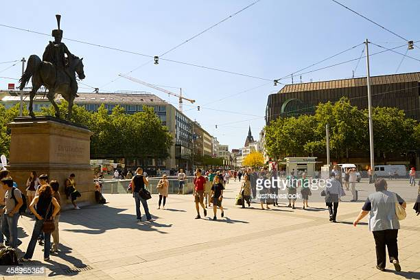 welcome to hannover - hanover germany stock pictures, royalty-free photos & images