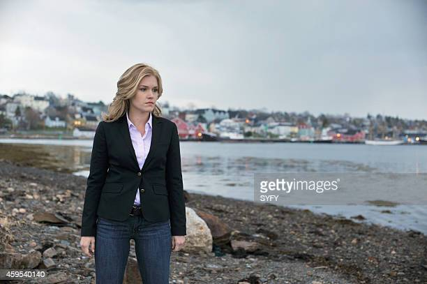 HAVEN 'Welcome to Haven' Pictured Emily Rose as Audrey Parker Photo by Chris Reardon/Syfy